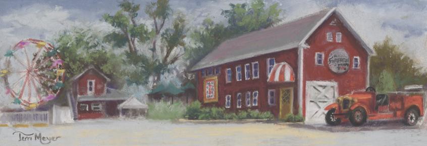 Old Firehouse Winery Geneva-on-the-Lake, Ohio